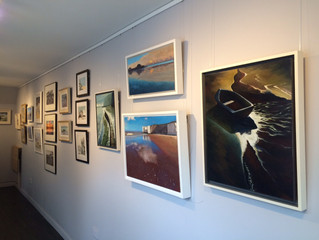 'Artful Broadstairs' our own Summer Exhibition!
