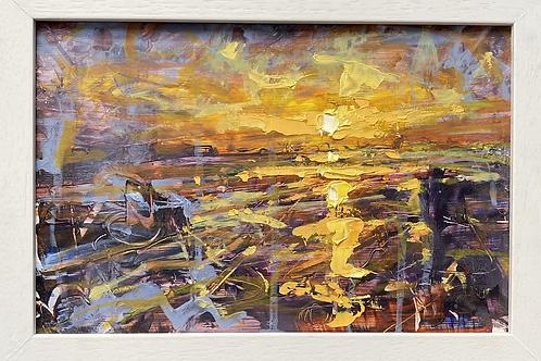 Unknown Shore by Carl Scarlett
