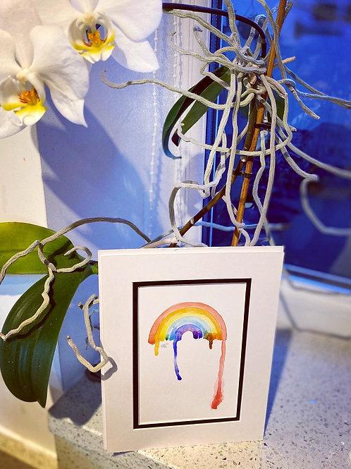 Rainbow #2 by Karen H KIng