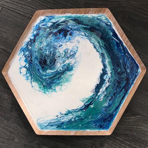 Wave II by Karen Hiscock-King