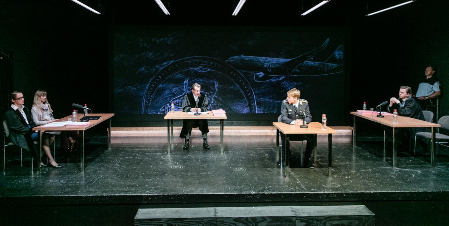 Theater Aachen 'Terror'