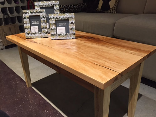 Spalted Maple Coffee Table