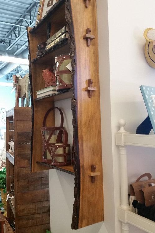 Persimmon Hanging Shelves