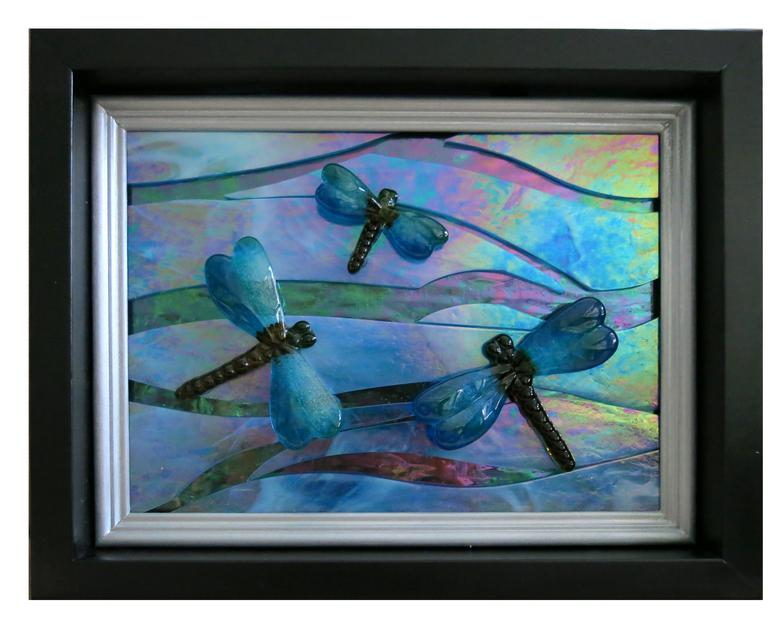 Framed_Dragonfly