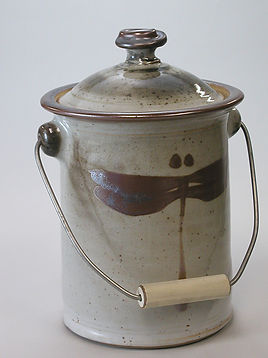 Richard Fisher handmade stoneware.