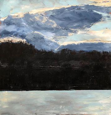 Elizabeth McQueen landscape painting.