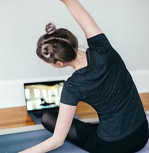 Virtual Zoom workout