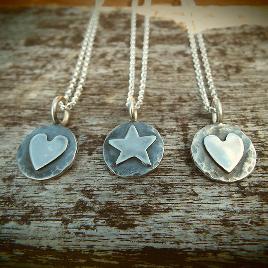 Heart Necklace (one necklace only)
