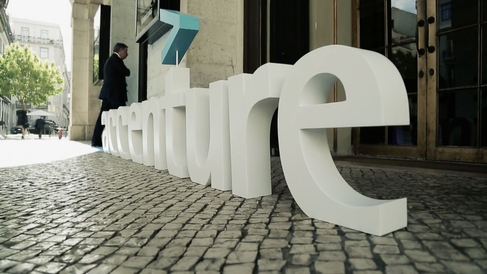 "Accenture - ""Every Business is a Digital Business"""