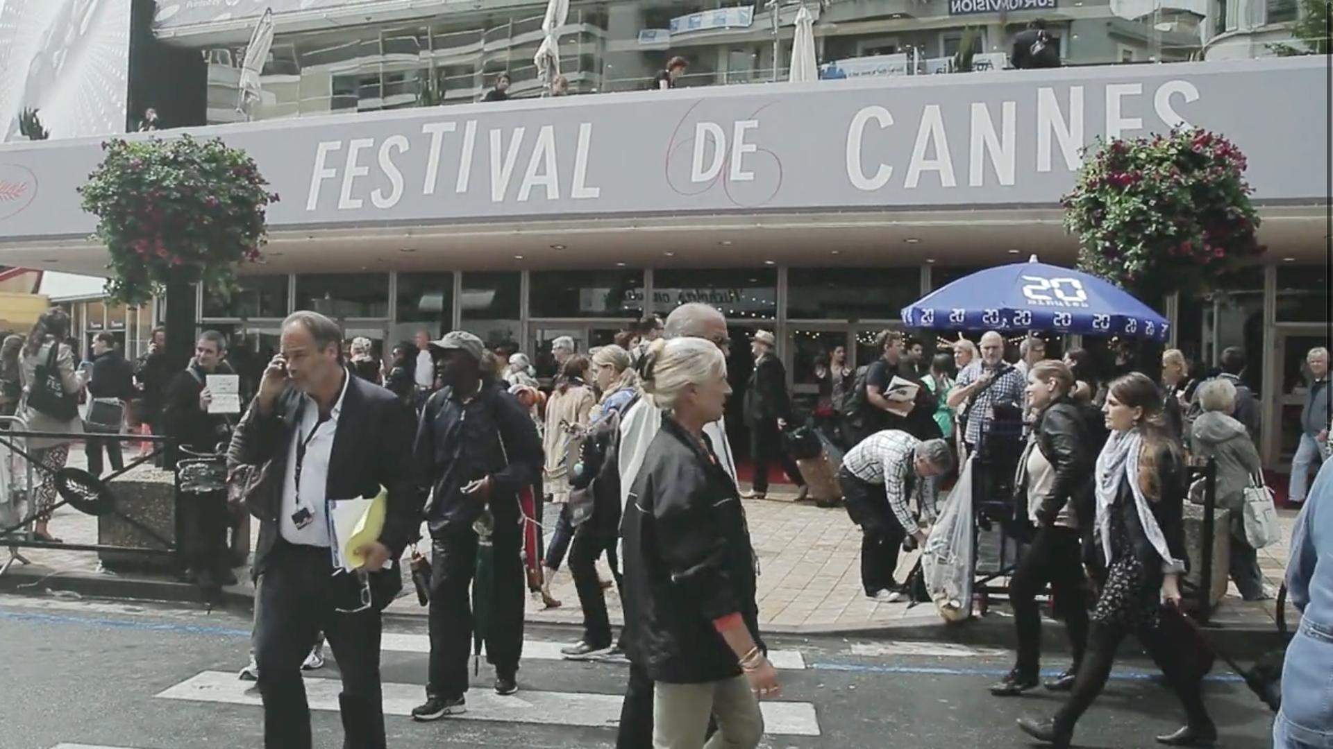 """""""De Mim"""" in Cannes"""