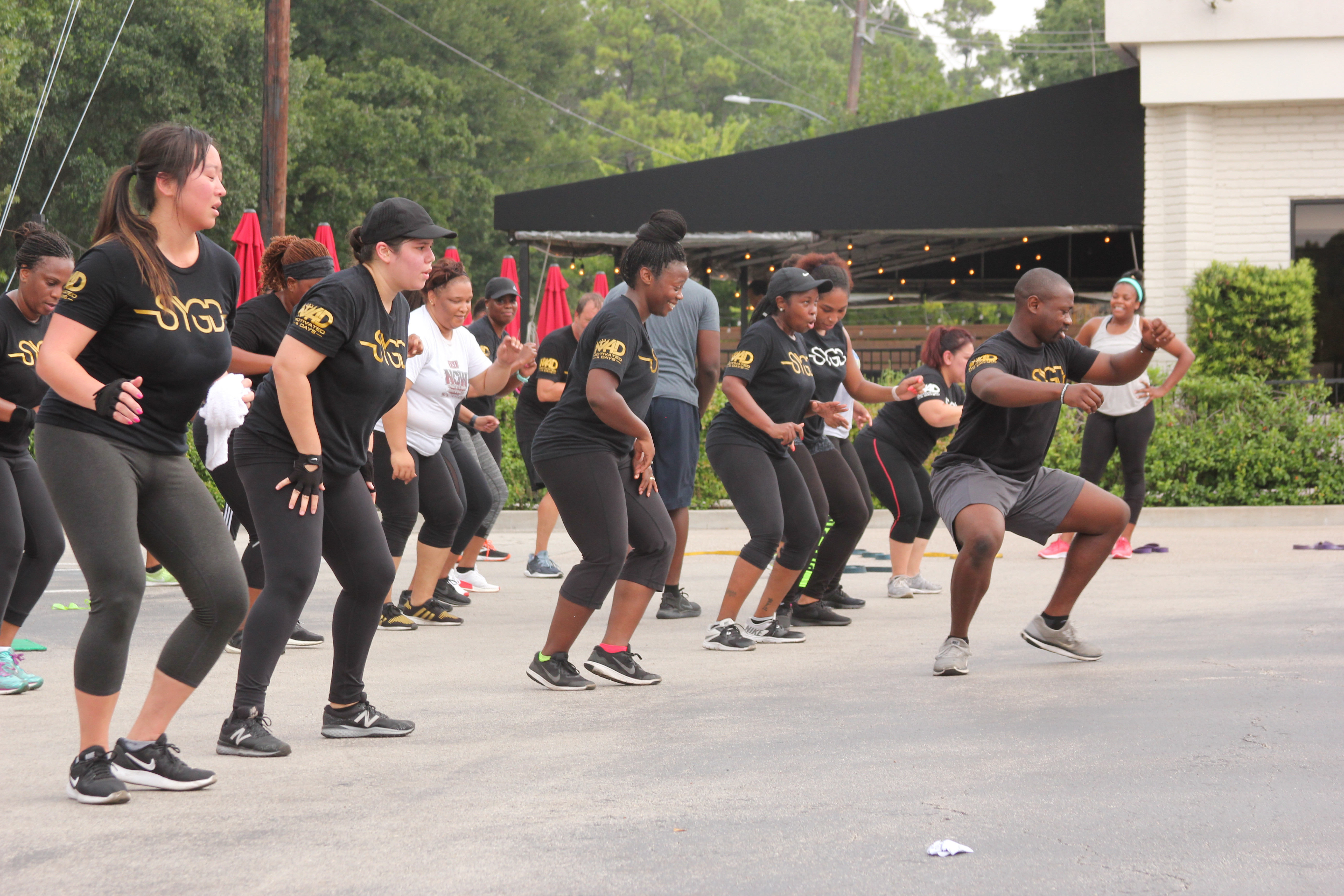 Monday 7:30PM Boot Camp