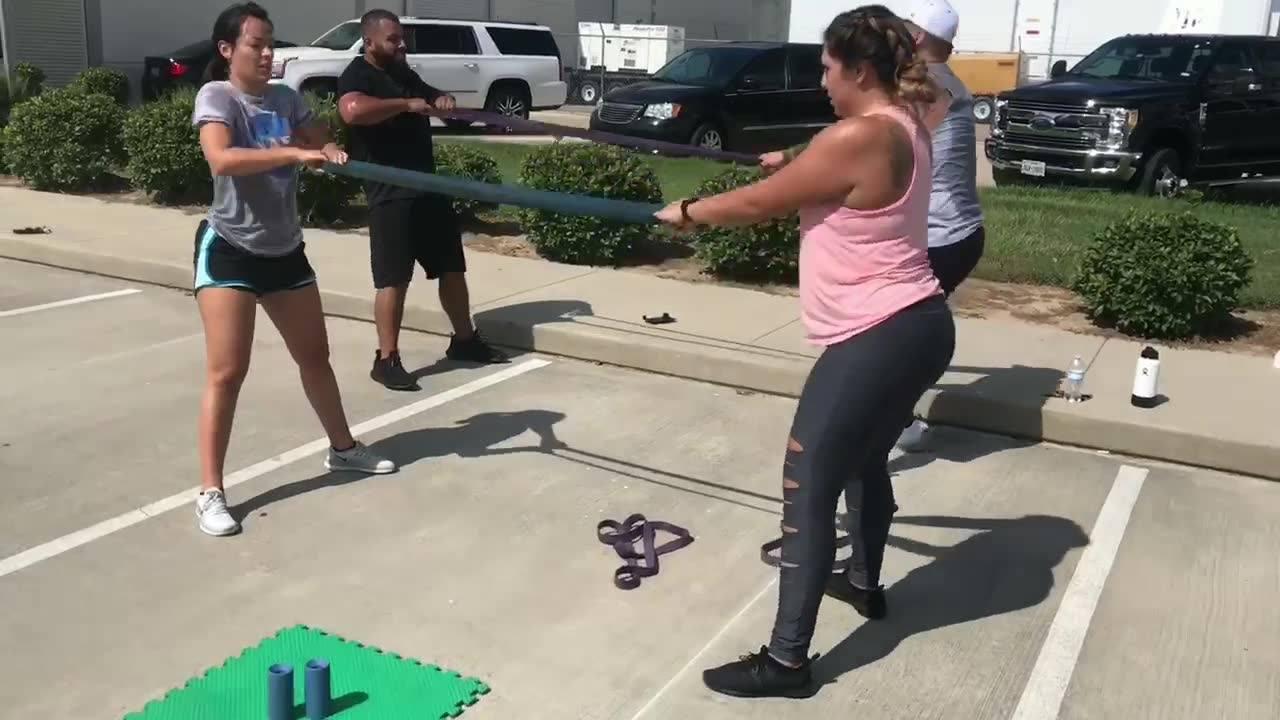 Team building Training.