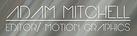 Adam Mitchell logo