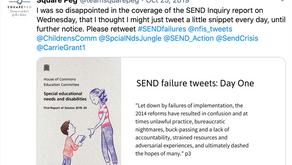 SEND Inquiry report