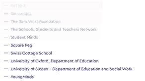 Schools Wellbeing Partnership