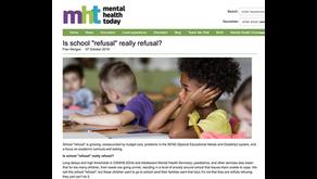 Is school 'refusal' really 'refusal'?