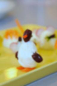 rețete de Paște-rețete pentru copii, animăluțe din ouă fierte