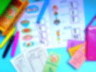 joc restaurant-joc magazin-bani joaca