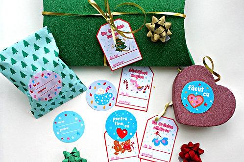Etichete pentru cadouri