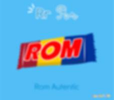 Descoperă România de la A la Z   Rom   ilustrație Rom