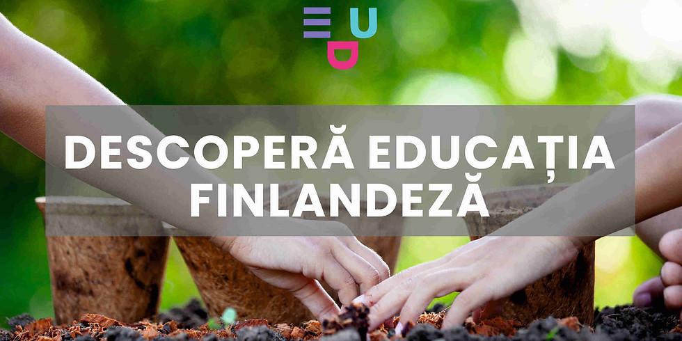 Tur educațional: Descoperă Educația Finlandeză aprilie 2020