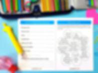 Caiet pentru școală   competențe și abilități   clasa 1   zmeișorii