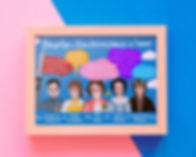 Poster de ziua femeii, Ecaterina Teodoroiu, Nadia Comăneci, Ana Aslan, Maria Tănase, Smaranda Brăescu