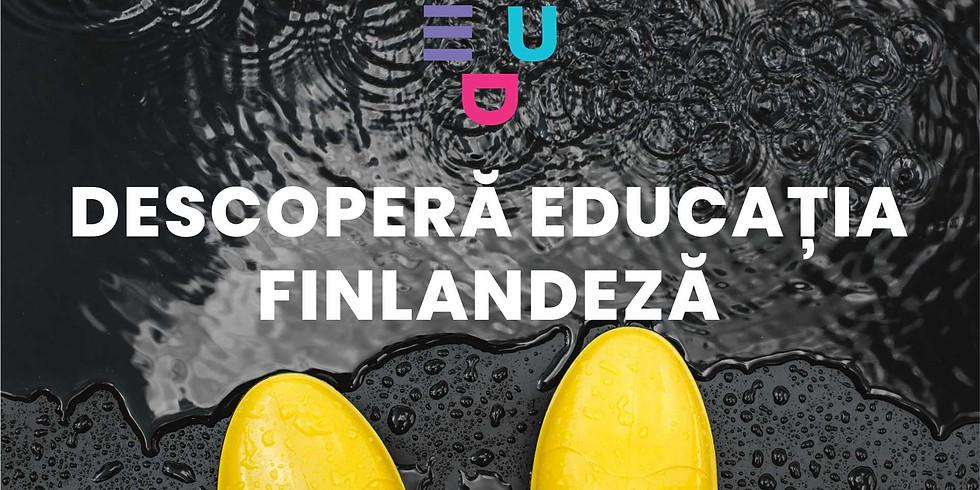 SĂPTĂMÂNA EDUCAȚIEI FINLANDEZE