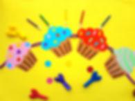 Ghirlandă pentru ziua de naștere | Ghirlandă | Petreceri copii | Zmeișorii