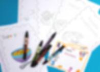 Caiet de rețete pentru copii. Imprimă, colorează și completează caietul de rețete ilustrat de la Zmeișorii
