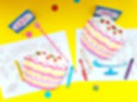 Idei petreceri copii | DIY petreceri copii | Fișe de colorat petrecere | Zile de naștere | Zmeișorii