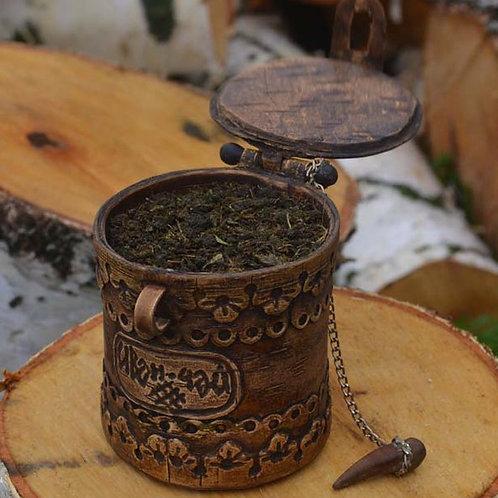 ЛИСТОВОЙ иван-чай Малиновский № 1 = 100 гр.