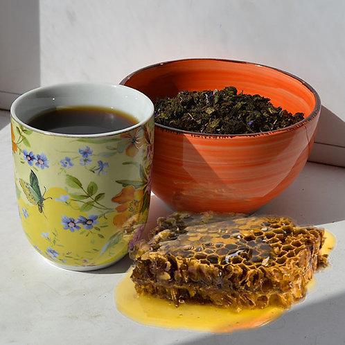С ПРОПОЛИСОМ иван-чай Малиновский № 18 100 гр