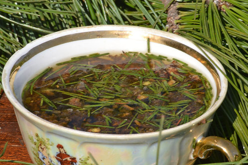 МУДРОСТЬ ДРУИДА Кедровый чай № 3 =  100 гр.