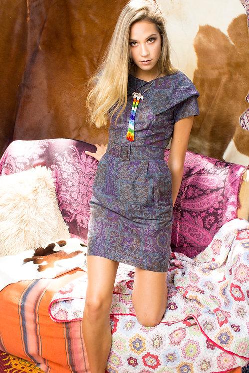 50s Wiggle Dress