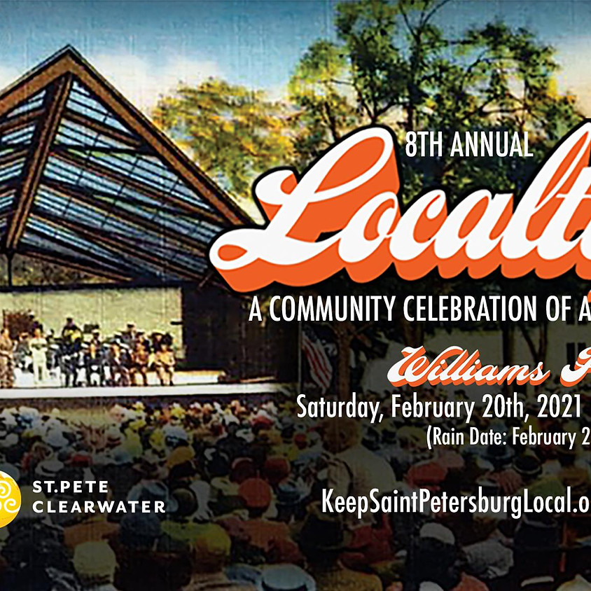 """Localtopia 2021: """"A Community Celebration of All Things Local"""""""