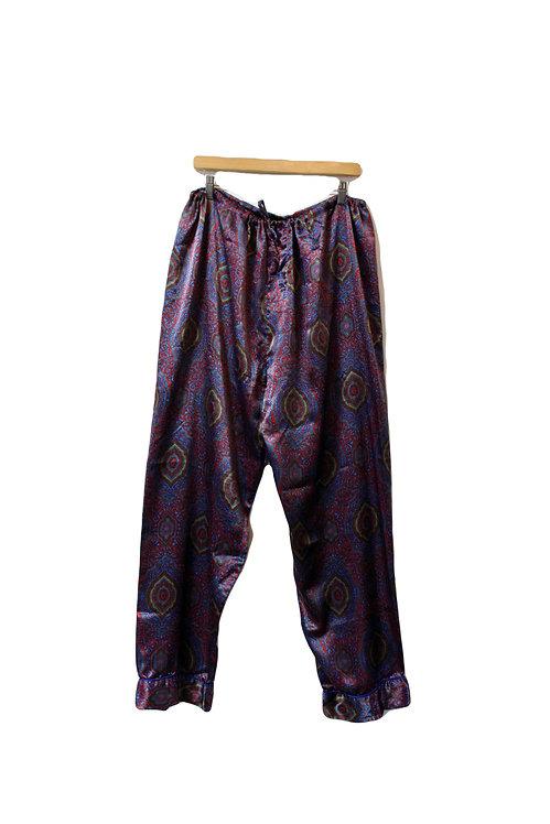 Silky Drawstring Lounge Pants - L/XL/XXL