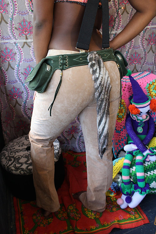 90s/00s Suede Pants - NWT