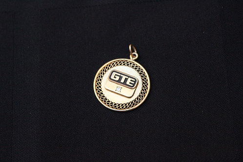 GTE 10k GF Employee Award Emblem