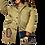 Thumbnail: Custom Upcycled Egyptian Applique Coat