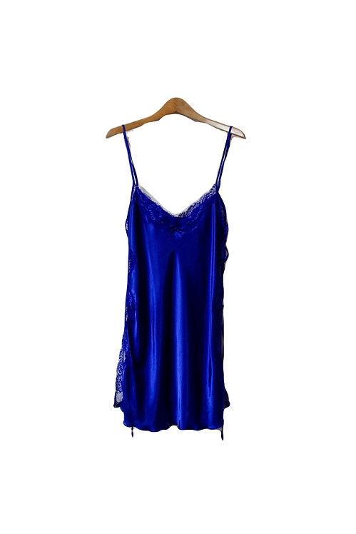 90s Silky Slip Dress - XL+