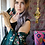 Thumbnail: Crochet and Leather Vintage Gloves