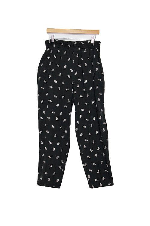 90s Micro- Paisley Pants - M/L/XL