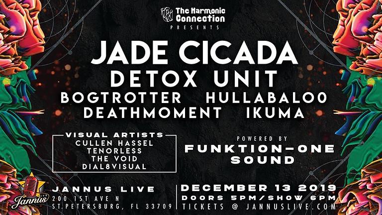 Jade Cicada w/ Detox Unit & Friends