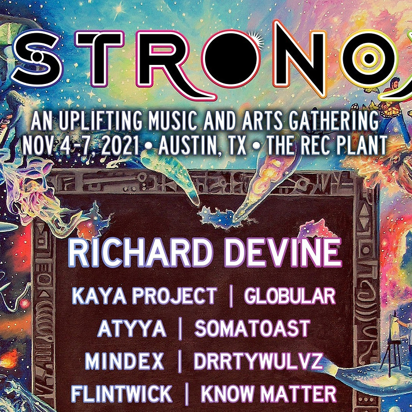 Astronox Music and Arts Festival 2021