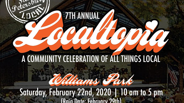 Localtopia 2020: A Community Celebration of All Things Local