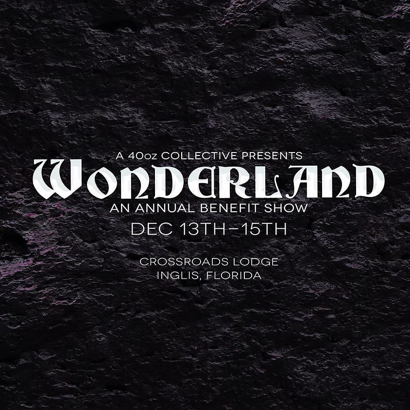 Wonderland 2019: Annual Benefit Festival