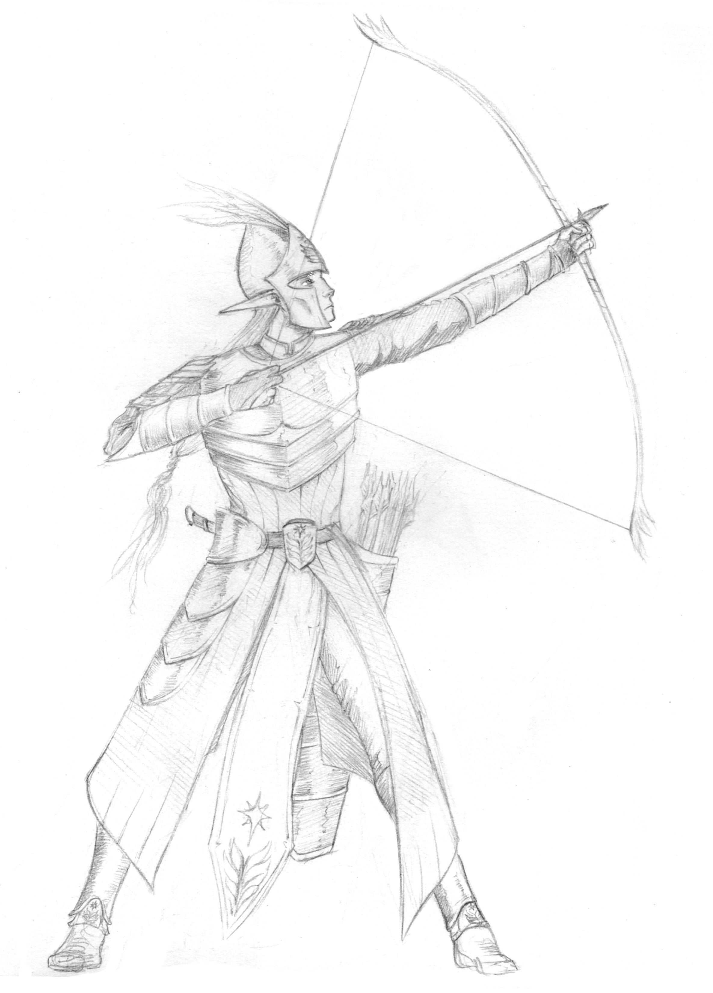 Highborn Archer