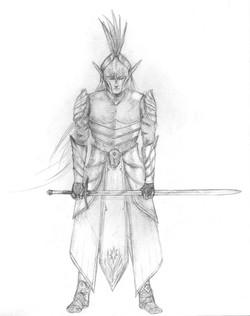 Highborn Swordmaster