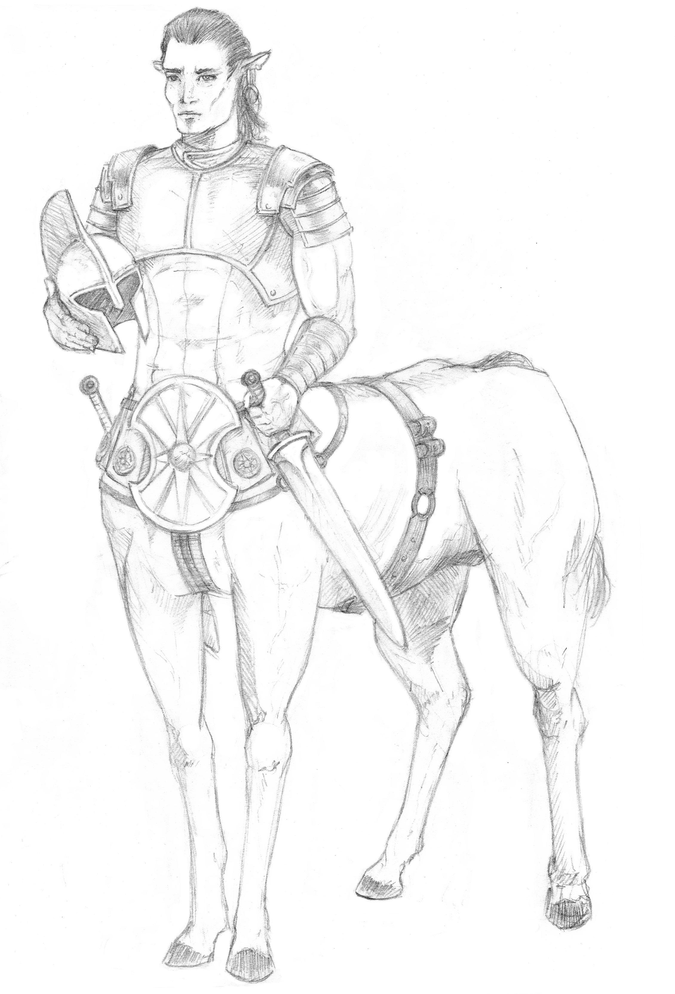 Kentauros Cavalry